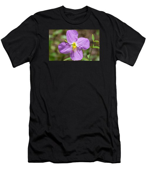 Meadow Beauty Men's T-Shirt (Athletic Fit)