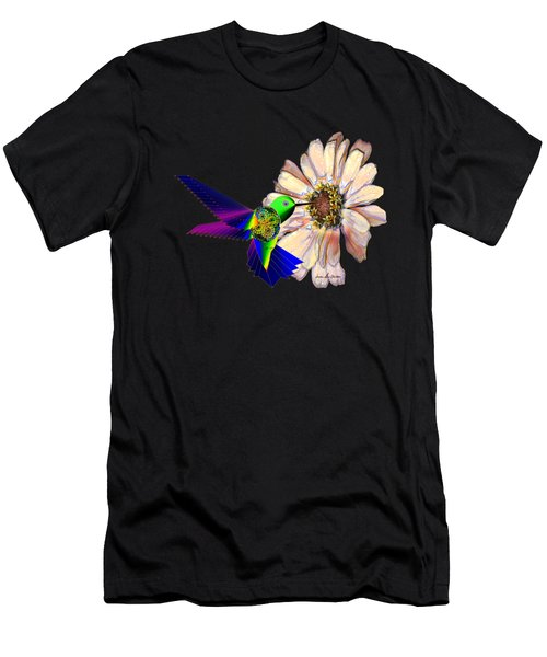 Mecha Whirlygig Men's T-Shirt (Athletic Fit)