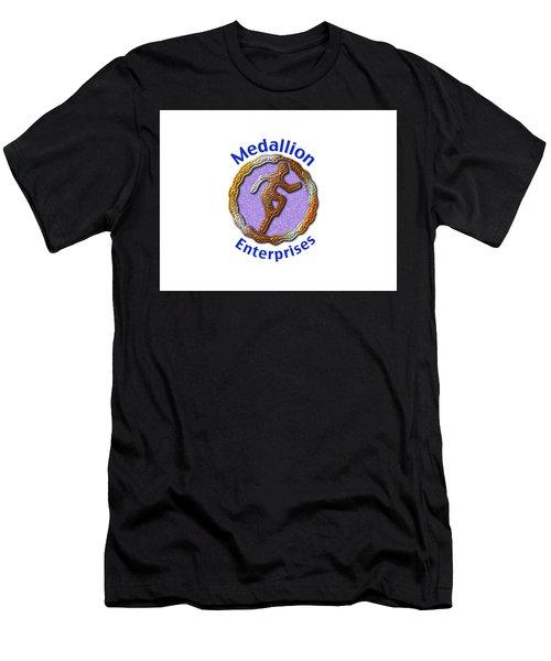 Medallion Enterprises Men's T-Shirt (Athletic Fit)