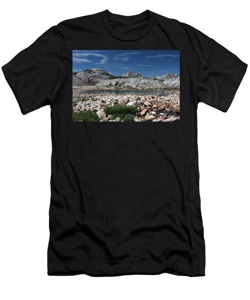 Medicine Bow Vista Men's T-Shirt (Athletic Fit)