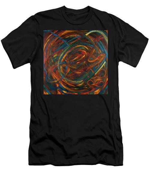 Meditation Painting #2 Men's T-Shirt (Athletic Fit)