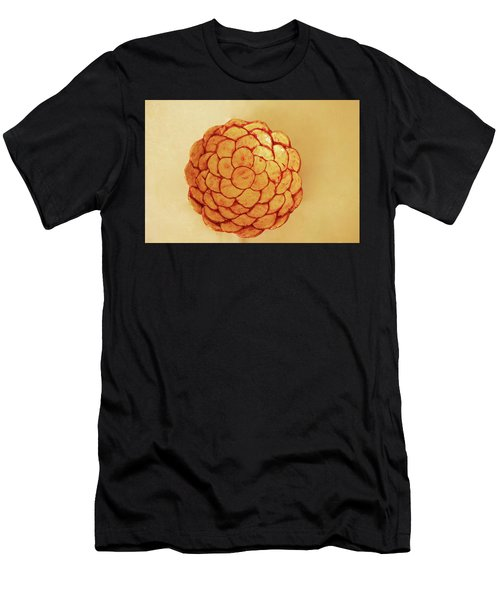 Medium Patches Bowl1 Men's T-Shirt (Athletic Fit)