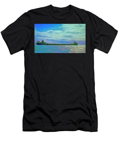 Medusa Challenger  Men's T-Shirt (Athletic Fit)