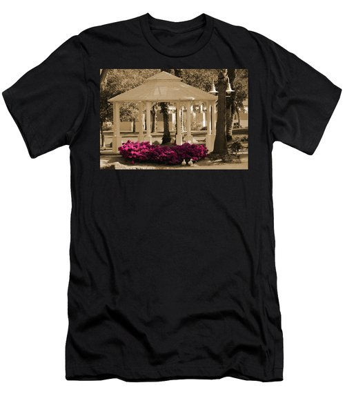 Meet Me At The Gazebo Men's T-Shirt (Athletic Fit)