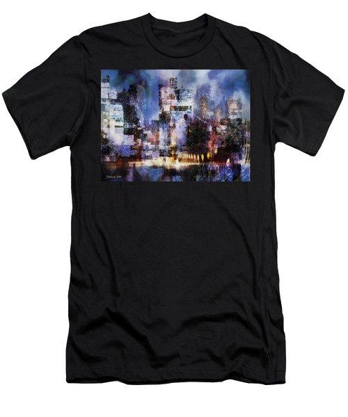 Megapolis II Men's T-Shirt (Athletic Fit)