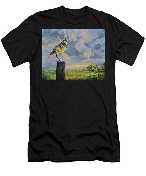 Melancholy Song Men's T-Shirt (Athletic Fit)