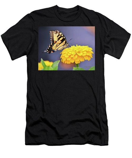 Mellow Yellow Men's T-Shirt (Athletic Fit)