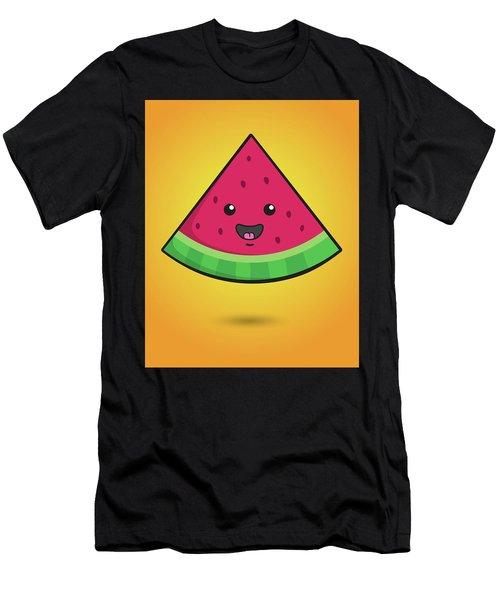 Melon Head Men's T-Shirt (Athletic Fit)