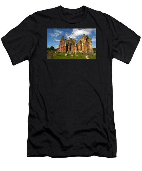 Melrose Abbey Men's T-Shirt (Athletic Fit)