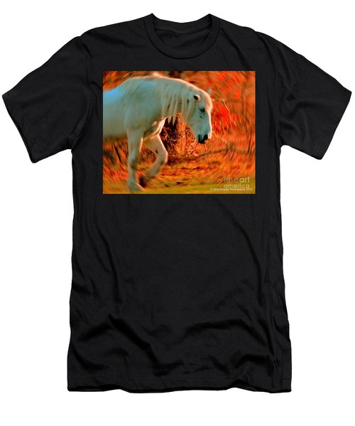 Memories At Sunset Men's T-Shirt (Athletic Fit)