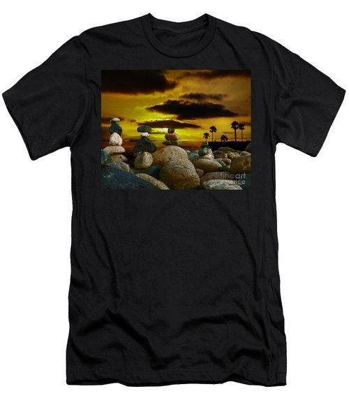 Memories In The Twilight Men's T-Shirt (Athletic Fit)