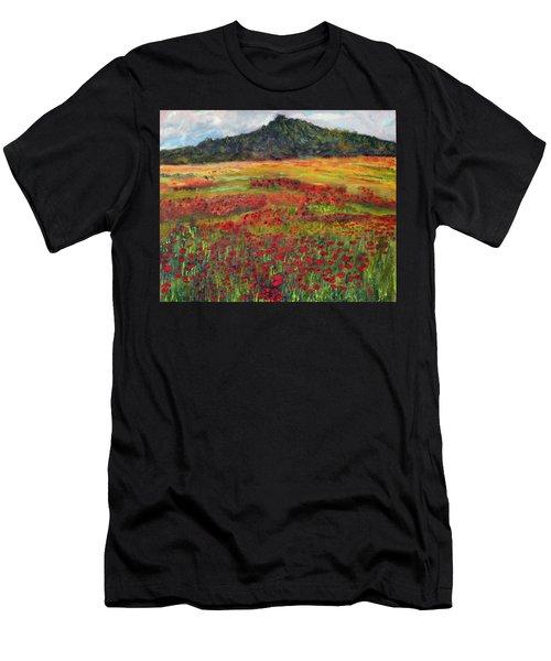Memories Of Provence Men's T-Shirt (Athletic Fit)