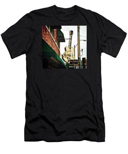 Memphis Sun Men's T-Shirt (Athletic Fit)