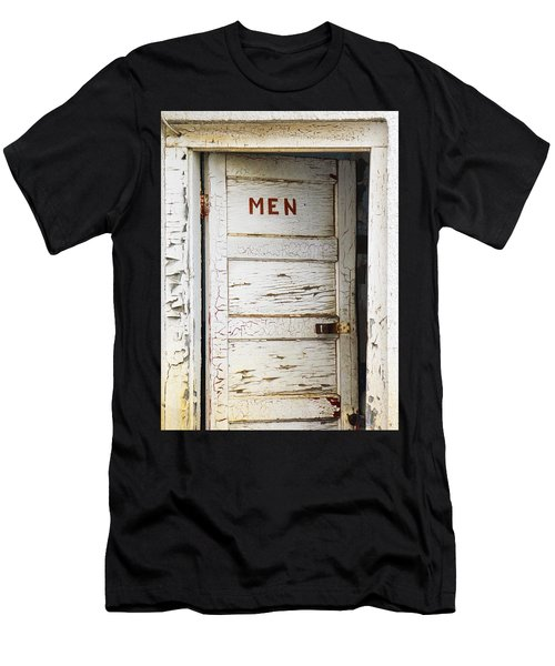 Men's Room Men's T-Shirt (Athletic Fit)