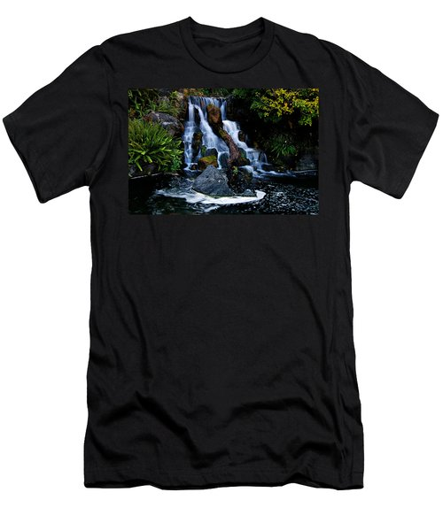 Mental Vacation Men's T-Shirt (Athletic Fit)
