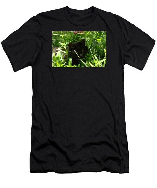 Meow Men's T-Shirt (Athletic Fit)