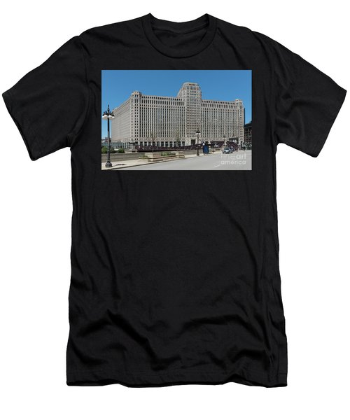 Merchandise Mart Men's T-Shirt (Athletic Fit)