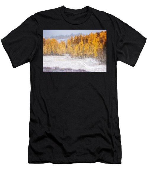 Merging Seasons Men's T-Shirt (Athletic Fit)