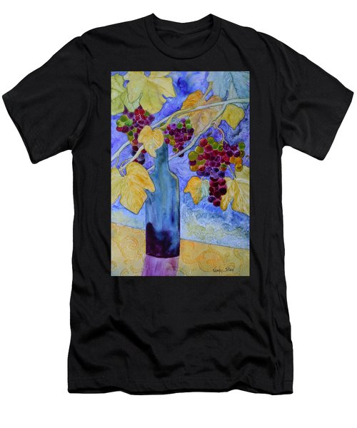 Merlot Men's T-Shirt (Athletic Fit)