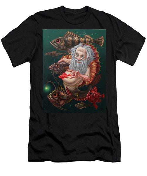 Merman Men's T-Shirt (Athletic Fit)