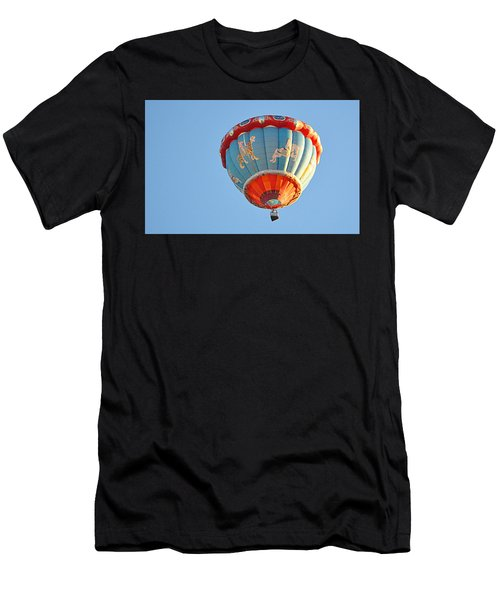Merry Go Round Men's T-Shirt (Athletic Fit)