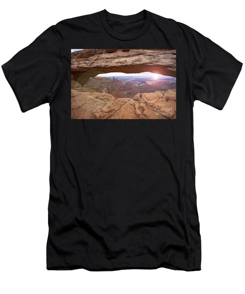 Mesa Arch Men's T-Shirt (Athletic Fit)
