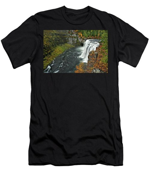 Mesa Falls Men's T-Shirt (Athletic Fit)