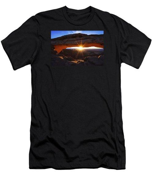 Mesa Sunrise Men's T-Shirt (Athletic Fit)