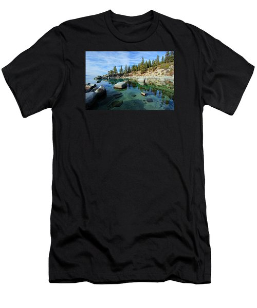 Men's T-Shirt (Athletic Fit) featuring the photograph Mesmerized by Sean Sarsfield
