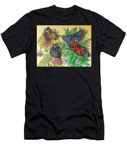 Messengers Of Beauty Men's T-Shirt (Athletic Fit)