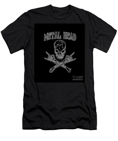 Metal Head Men's T-Shirt (Athletic Fit)