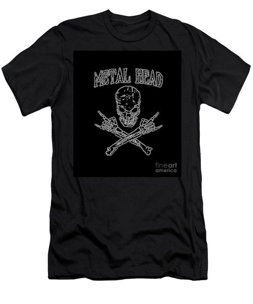 Metal Head Men's T-Shirt (Athletic Fit)