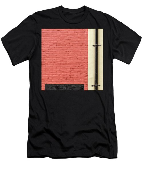 Men's T-Shirt (Athletic Fit) featuring the photograph Mews Spout by Eric Lake