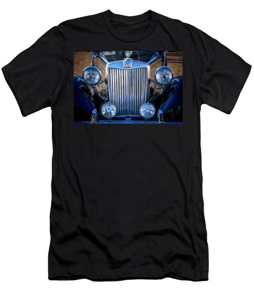 Mg Cars 003 Men's T-Shirt (Athletic Fit)