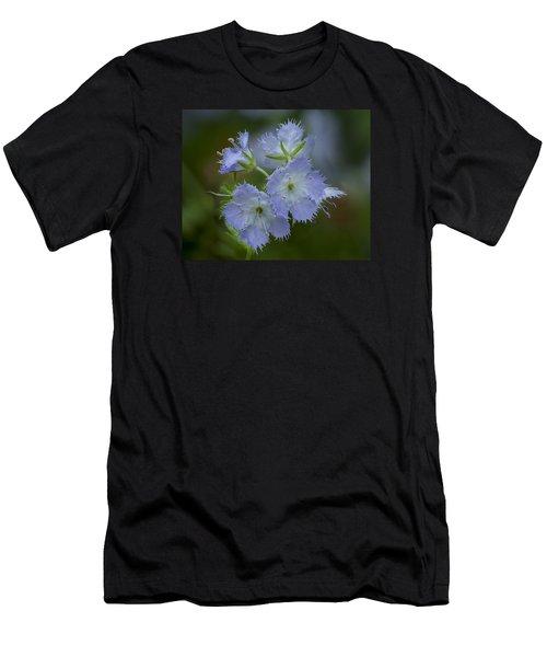 Miami Mist Bloom Men's T-Shirt (Athletic Fit)