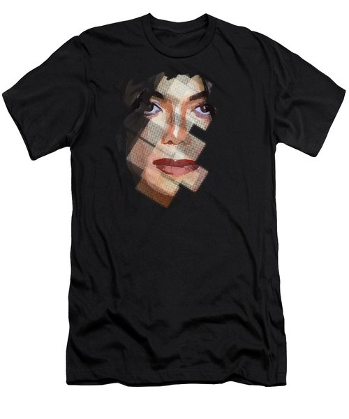 Michael Jackson T Shirt Edition  Men's T-Shirt (Athletic Fit)