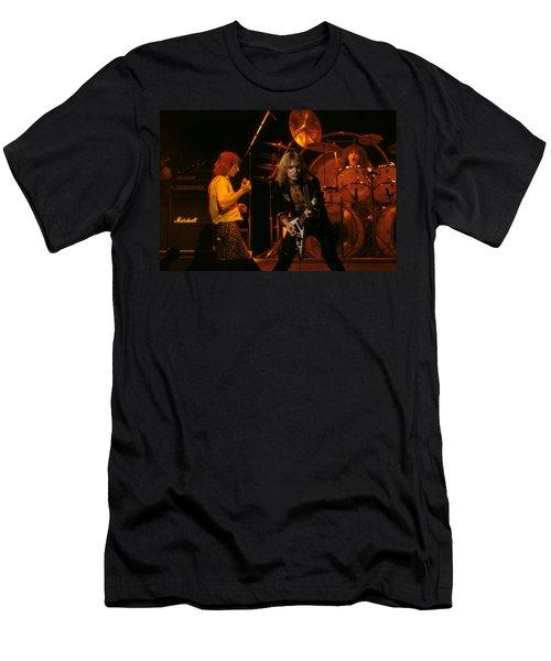 Michael Schenker Of Ufo Men's T-Shirt (Athletic Fit)