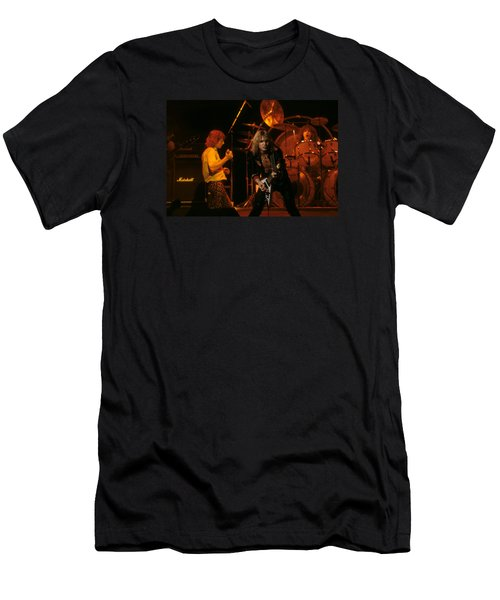 Michael Schenker Of Ufo Men's T-Shirt (Athletic Fit)