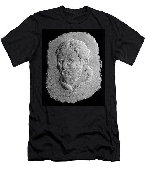 Michelangelo Men's T-Shirt (Athletic Fit)