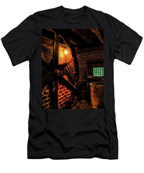 Michie Tavern No. 4 Men's T-Shirt (Athletic Fit)