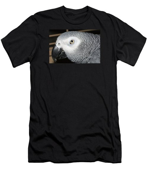 Mickie The Bird Men's T-Shirt (Slim Fit) by Kenneth Albin