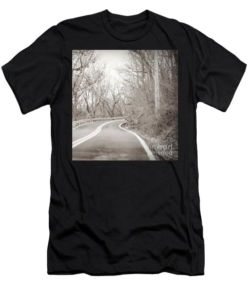 Mid Path Men's T-Shirt (Athletic Fit)