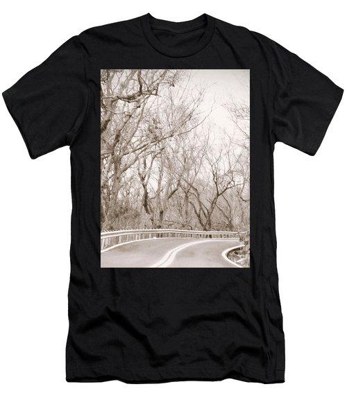 Mid Way II Men's T-Shirt (Athletic Fit)
