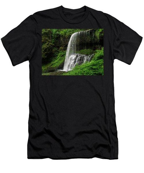Middle Falls Men's T-Shirt (Athletic Fit)