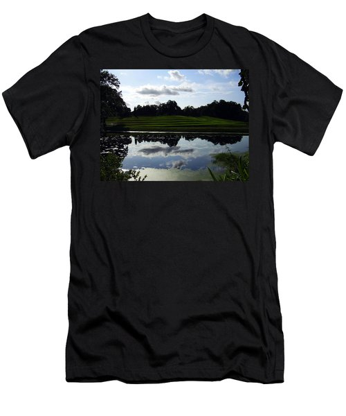 Middleton Place II Men's T-Shirt (Slim Fit) by Flavia Westerwelle