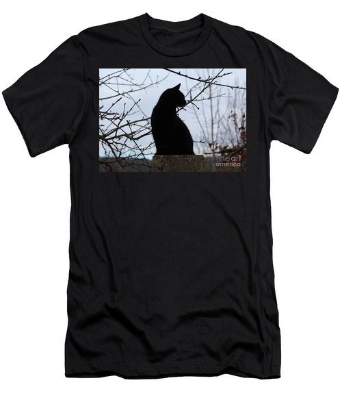 Men's T-Shirt (Slim Fit) featuring the photograph Midi 1 by Wilhelm Hufnagl