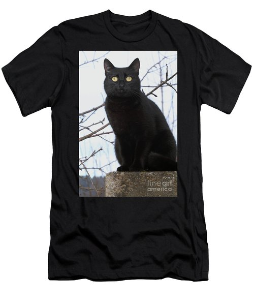 Men's T-Shirt (Slim Fit) featuring the photograph Midi 2 by Wilhelm Hufnagl