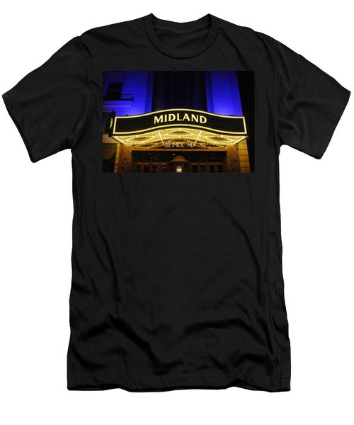 Midland Theater Men's T-Shirt (Athletic Fit)