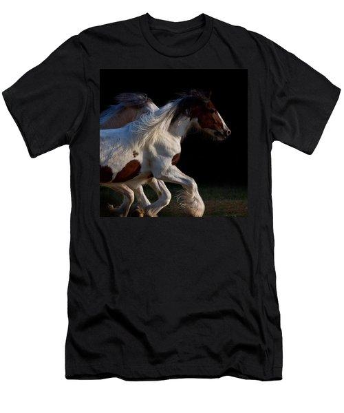 Midnight Run Men's T-Shirt (Athletic Fit)