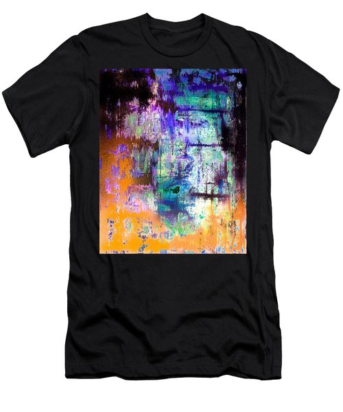 Midnight Train Goin Anywhere Men's T-Shirt (Athletic Fit)